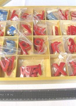 Montessori Large Moveable Alphabet (LMA)