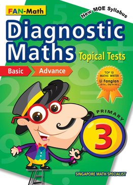 P3 Diagnostic Maths Topical Tests