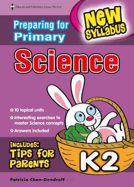 Preparing for P1 Primary Science