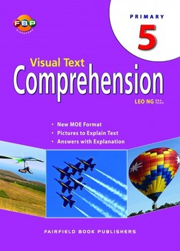 Visual Text Comprehension - Primary 5