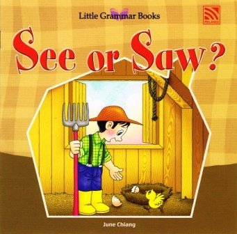 Little Grammar Books - See or Saw?