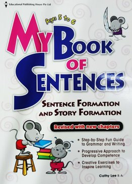 The Book of Sentences: Sentence Formation and Story Formation