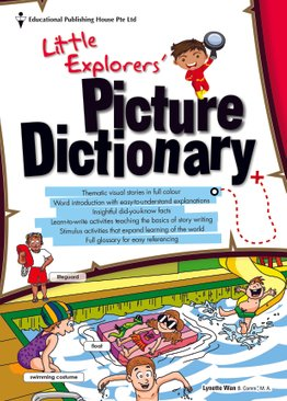 Little Explorers' Picture Dictionary