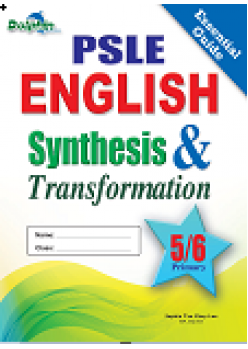 PSLE English Synthesis & Transformation