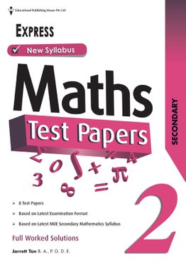 Maths Test Papers 2E
