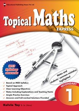 Topical Maths 1E