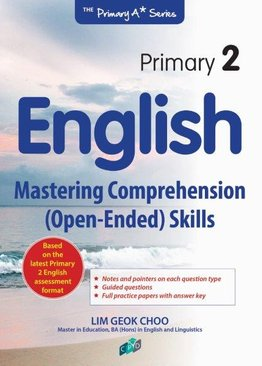English Mastering Comprehension Open-Ended Skills P2