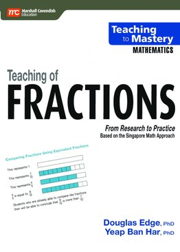 Teaching to Mastery Mathematics: Teaching of Fractions