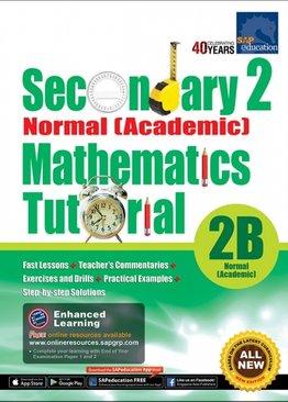 Secondary Two Normal [Academic] Mathematics Tutorial 2B