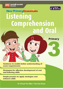 New Primary Essentials Listening Comprehension and Oral P3
