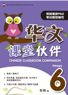 Chinese Revision Premium Package 分项练习 6