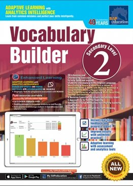 Vocabulary Builder Secondary Level 2