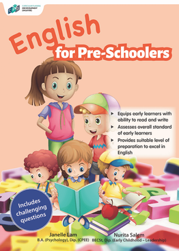 English for Pre-schoolers