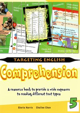 Targeting English Comprehension Book 5