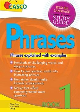 English Language Study Guide Phrases 1
