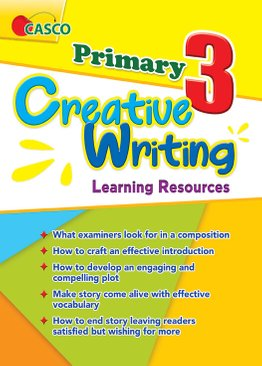 Creative Writing Learning Resources 3