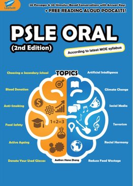 PSLE Oral Book (2nd Edition)