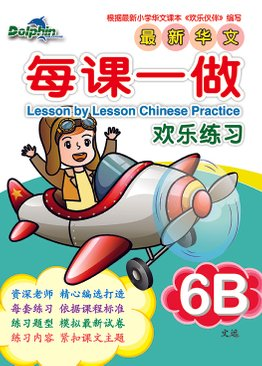 Lesson by Lesson Chinese Practice 每课一做 欢乐练习 6B