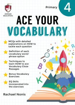 Ace Your Vocabulary P4