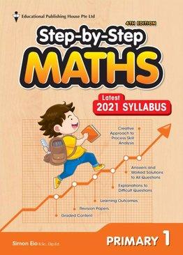 Step-By-Step Maths 1 (2021 Ed)