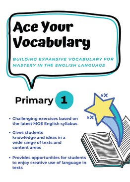 Ace Your Vocabulary Primary 1